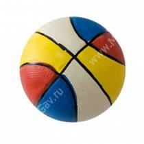 Мяч баскетбольный Major, латекс, 12 см