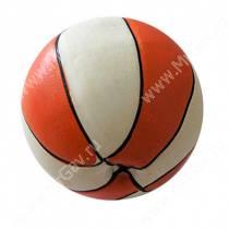 Мяч баскетбольный Major, винил, 12 см