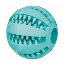 Мяч бейсбольный Trixie Denta Fun c запахом мяты, 6 см