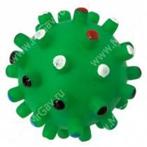 Мяч игольчатый Major, винил, 10 см