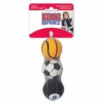 Мяч Kong AirDog без пищалки, очень маленький