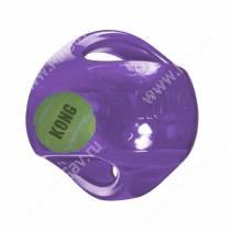 Мяч Kong Jumbler, фиолетовый
