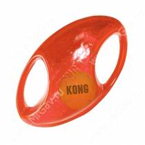 Мяч регби Kong Jumbler, красный