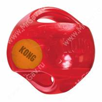 Мяч Kong Jumbler, красный
