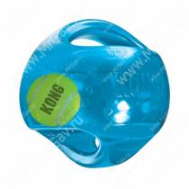 Мяч Kong Jumbler L/XL, голубой