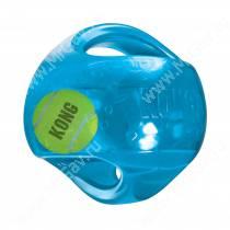 Мяч Kong Jumbler, синий
