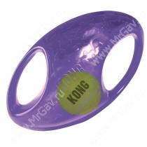 Мяч регби Kong Jumbler L/XL, фиолетовый