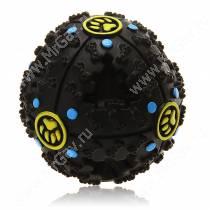 Мяч рельефный Major, винил, 9 см