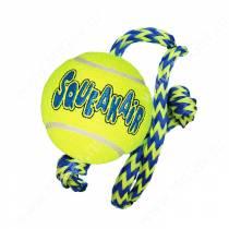 Мяч с канатом Kong AirDog, средний
