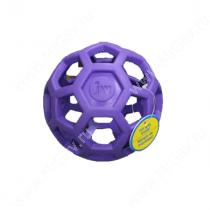 Мяч сетчатый Hol-ee Roller Dog Toys из каучука, очень маленький, фиолетовый
