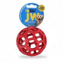 Мяч сетчатый Hol-ee Roller Dog Toys из каучука, очень маленький, красный