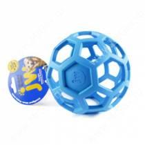 Мяч сетчатый Hol-ee Roller Dog Toys из каучука, очень маленький, голубой