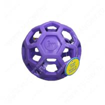 Мяч сетчатый Hol-ee Roller Dog Toys из каучука, большой, фиолетовый