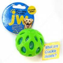 Мяч сетчатый хрустящий JW Crackle&Crunch Ball, малый, зеленый