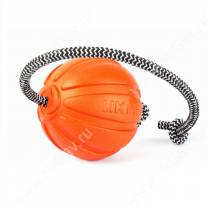 Мячик Collar Liker (Лайкер) корд на шнуре, 7 см