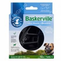 Намордник COA Baskerville Ultra, №2, 27 см