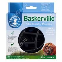 Намордник COA Baskerville Ultra, №4, 32 см