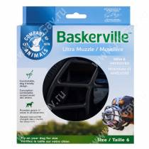 Намордник COA Baskerville Ultra, №6, 41 см