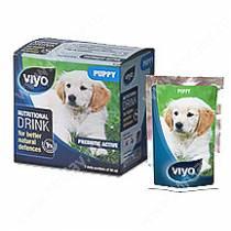 Напиток-пребиотик Viyo для щенков, 7*30 мл