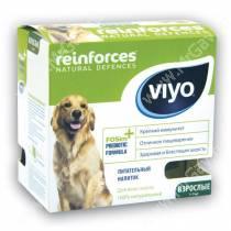 Напиток-пребиотик Viyo Reinforces Dog Adult для взрослых собак, 7*30 мл