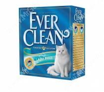 Наполнитель Ever Clean Aqua Breeze комкующийся, Морской бриз, 6 л