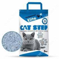Наполнитель комкующийся Cat Step Professional Elite, 5 кг