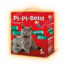Наполнитель Pi-Pi-Bent для котят