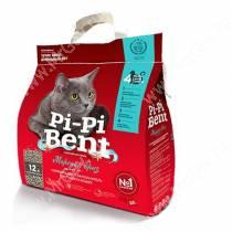 Наполнитель Pi-Pi-Bent Морской бриз, 5 кг