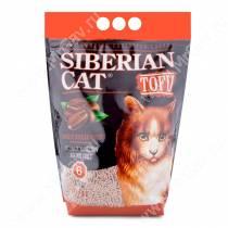 Наполнитель растительный комкующийся Сибирская кошка Tofu кофе