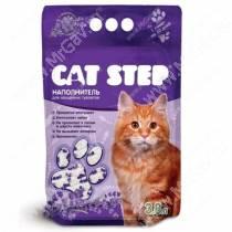 Наполнитель силикагелевый Cat Step Лаванда