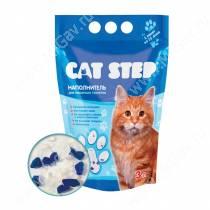Наполнитель силикагелевый Cat Step