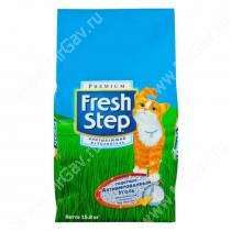 Наполнитель впитывающий Fresh Step Clay