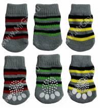 Носки для собак Triol,  L, полосатые