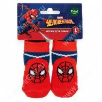 Носки Triol Marvel Человек-паук, размер L