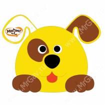 Новогодний набор для собак Мнямс