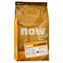 NOW! Fresh Adult Dog Recipe Grain Free, 0,23 кг