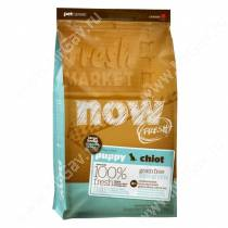 NOW! Fresh Puppy Large Breed Recipe Grain Free