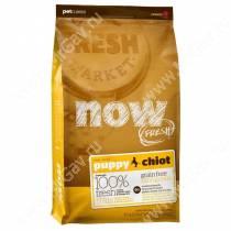 NOW! Fresh Puppy Recipe Grain Free, 0,23 кг