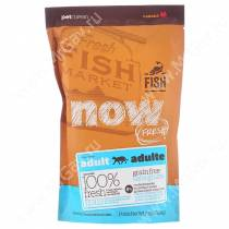 NOW! Grain Free Fish Adult Cat Recipe, 0,23 кг