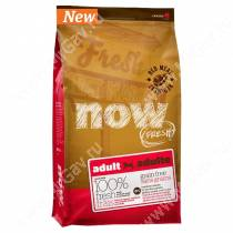 NOW! Grain Free Red Meat Adult Dog Recipe, 0,23 кг