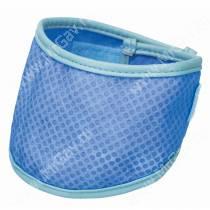 Охлаждающая бандана Trixie, M, 28–40 см, синий