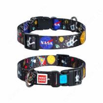 Ошейник Collar WAUDOG Nylon NASA, 35 см*1,5 см