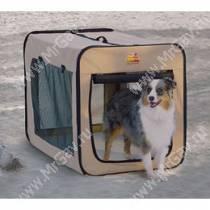 Палатка Midwest Camper Econom, 109 см*71 см*81 см, бежевая-сетка