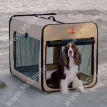 Палатка Midwest Camper Econom, 94 см*64 см*71 см, бежевая-сетка