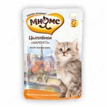 Пауч Мнямс для котят Маренго (цыпленок)