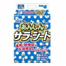 Пеленки японские 5-ти слойные Ультра, 33 см*44 см, 100 шт.