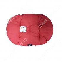 Подушка Ferplast Relax С55, 55 см*35 см*5 см, красно-серая