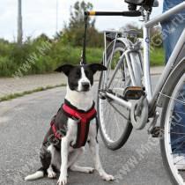 Поводок для велосипеда Trixie