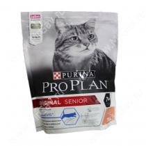 Pro Plan Adult Cat 7+ (Лосось), 0,4 кг