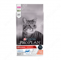 Pro Plan Adult Cat 7+ (Лосось)
